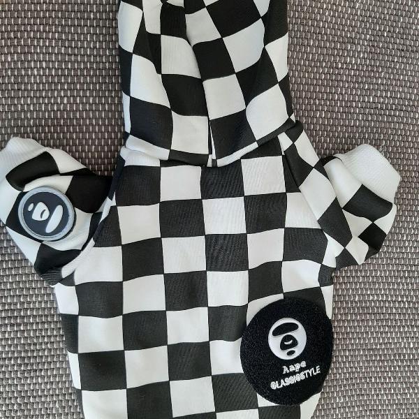 Moletom xadrez pet