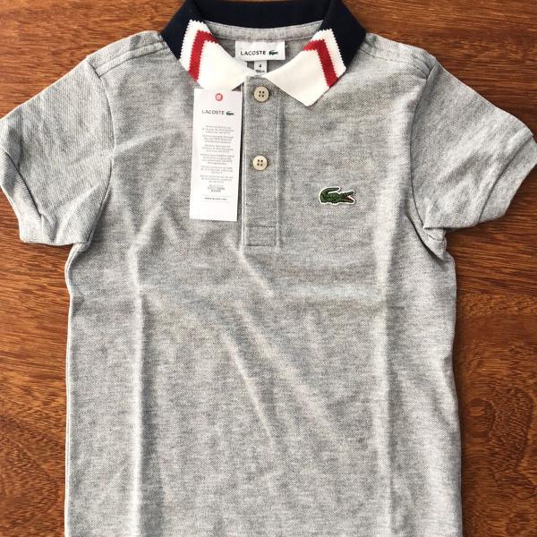 Nova camisa polo lacoste