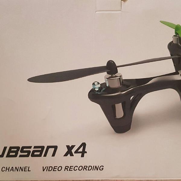 100% original drone hubsan x4 h107c - 2.4g 4ch rc rtf