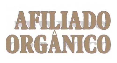 Afiliado orgânico + brinde afiliado visionario.
