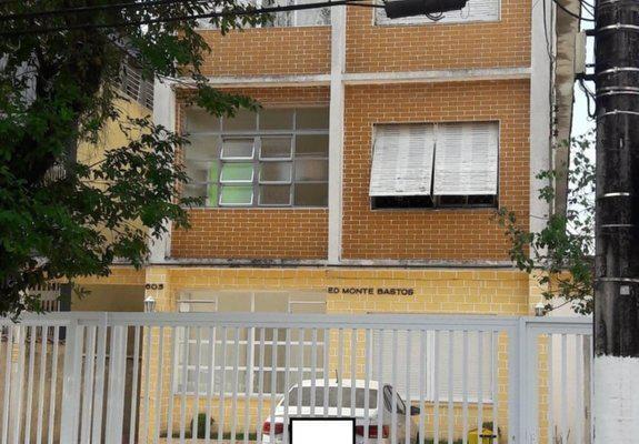 Apartamento 2 dorm boqueirão santos av.cons.nébias