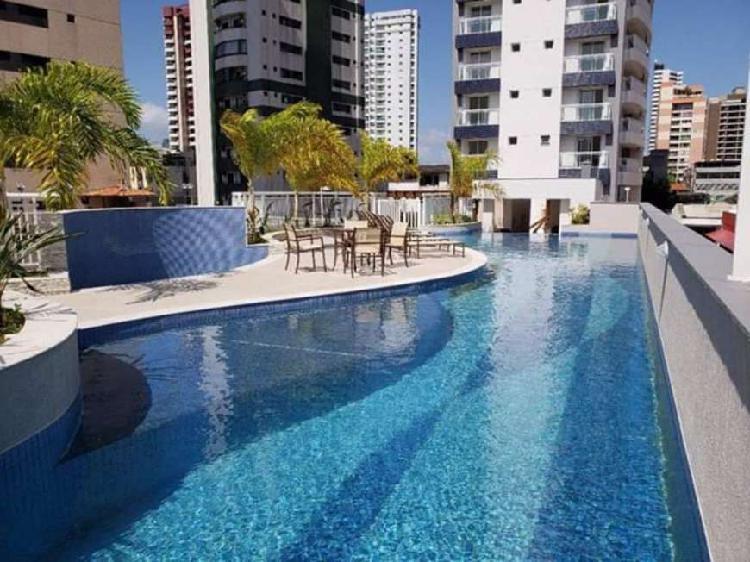 Apartamento com 3 quartos à venda, 132 m² por r$ 695.000