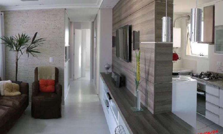 Apartamento com 3 quartos à venda, 66 m² por r$ 310.000