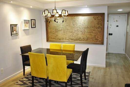 Apartamento com 3 quartos à venda, 69 m² por r$ 234.000