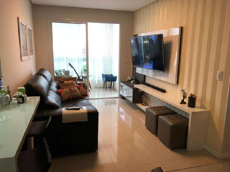 Apartamento com 3 quartos à venda, 80 m² por r$ 390.000