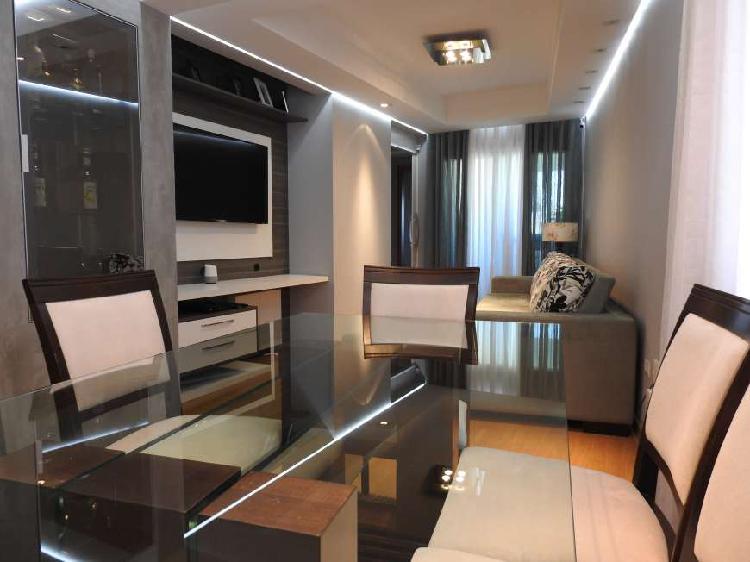Apartamento com 3 quartos à venda, 99 m² por r$ 580.000