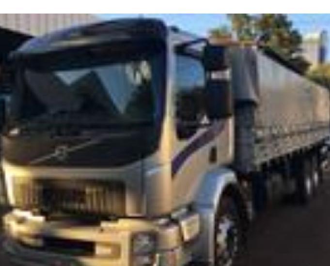 Caminhão volvo vm 270 athor 6x2