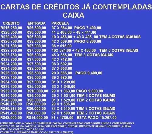 Cartas De Créditos Cont