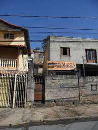 Casa com 1 quarto para alugar no bairro santa helena