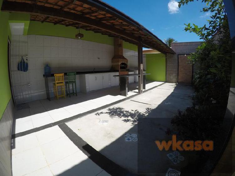 Casa com 3 quartos à venda, 105 m² por r$ 280.000 cod.