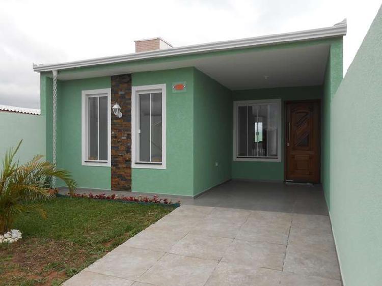 Casa com 3 quartos à venda, 60 m² por r$ 160.000 cod.