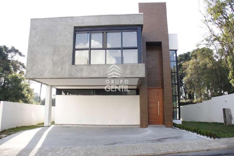 Casa de condomínio com 4 quartos à venda, 332 m² por r$