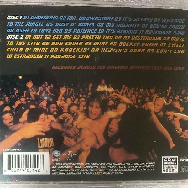 BAIXAR WEATHERED PARA CD CREED