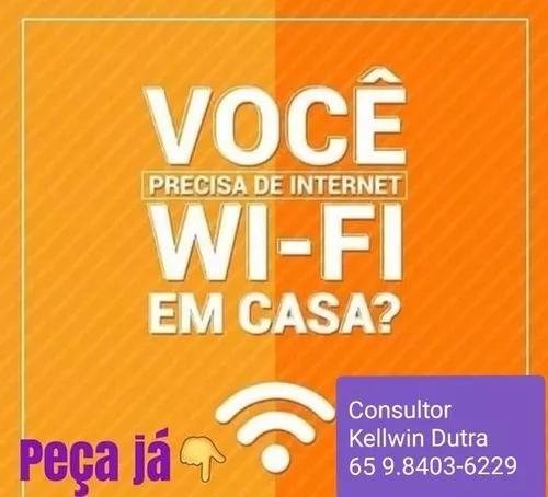 Internet wifi vivo fibra
