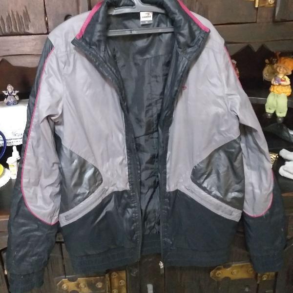 Jaqueta esportiva masculina tamanho m.