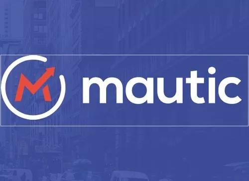 Mautic - automação de marketing - landing page,