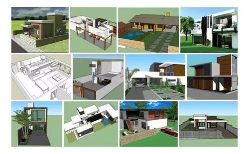 Projeto (planta) residencial