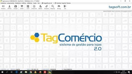 Tagcomercio ativado 2.0 corporative 99pc.pdv com suporte