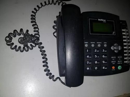 Vende-se telefone intelbras voiper