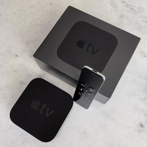 Apple tv hd 4ª geração (32 gb)
