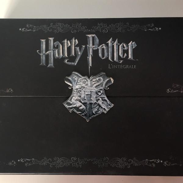 Box 8 filmes harry potter