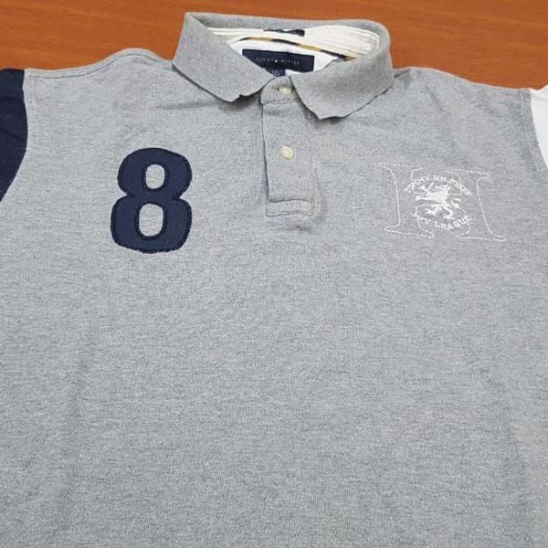 Camisa polo masculina tommy hilfiger original