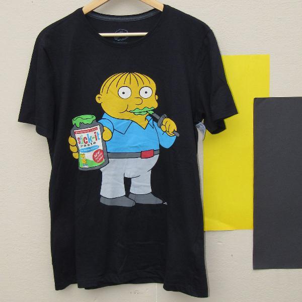 Camiseta ralph wiggum