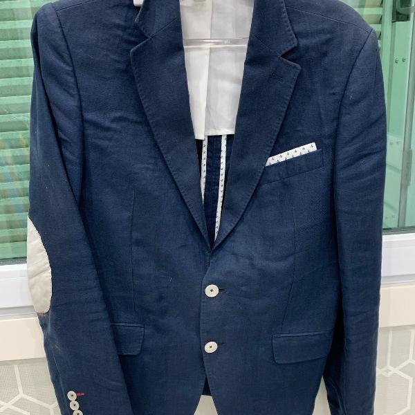Casaco social blazer masculino tamanho 36 marca zara