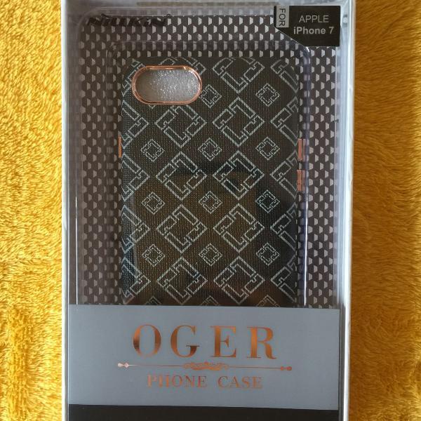Case iphone 7 rose gold nillkin