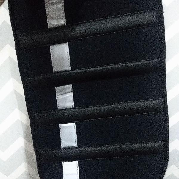 cinta modeladora para postura, 4 barbatanas, lombar esportes