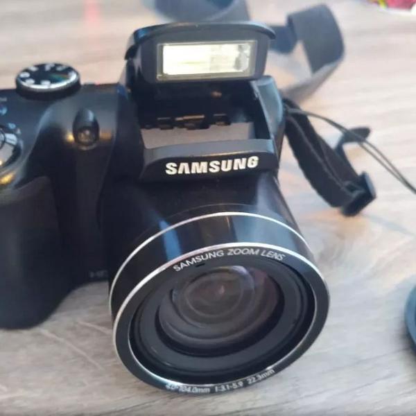 Câmera digital samsung wb100 super conservada