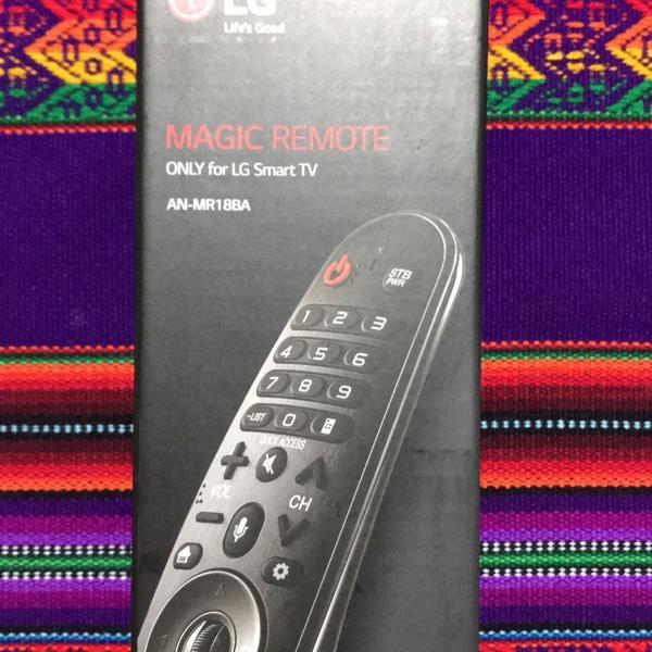 Controle magic remote - lg - an-mr18ba