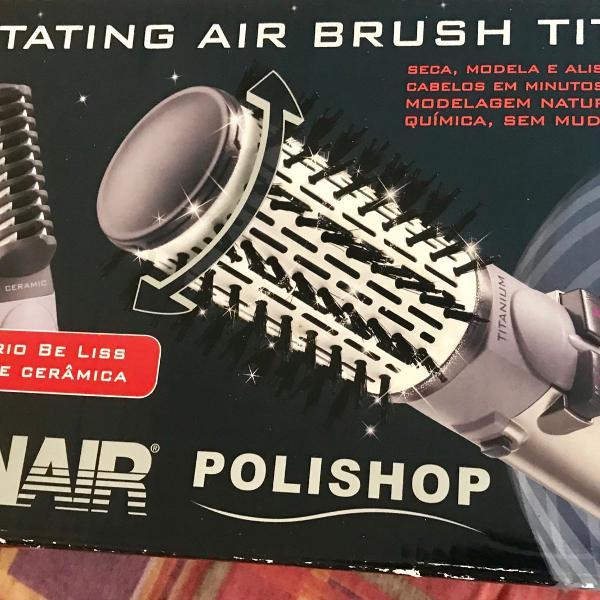 Escova de cabelo da polishop