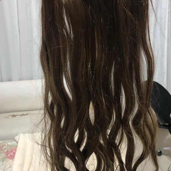 Extensão de cabelo