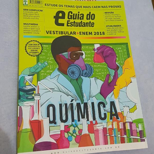 Guia do estudante quimica 2018