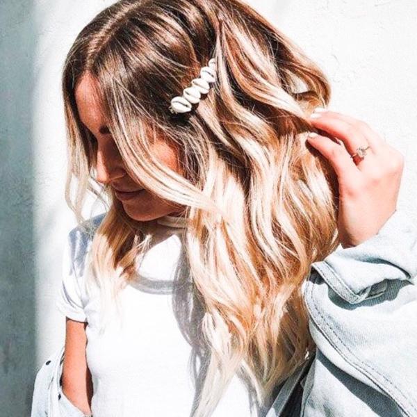 Hair clip/presilha/grampo de cabelo