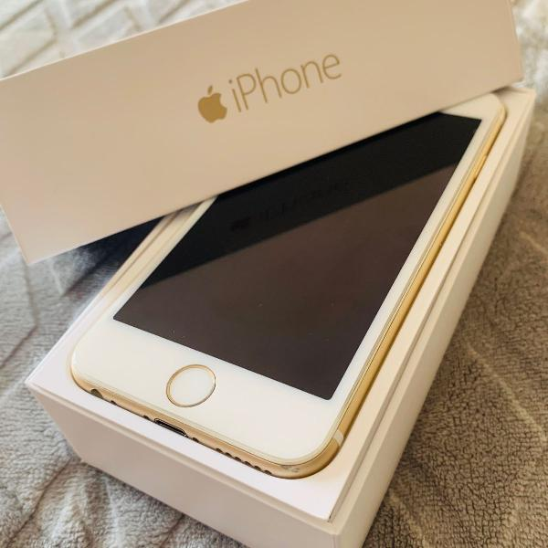 Iphone 6 16 gb zerado
