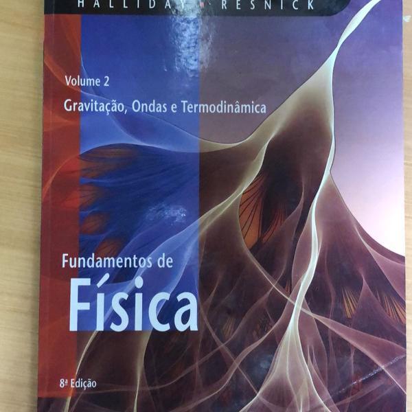 Livro - fundamentos de física - volume 2 - halliday &