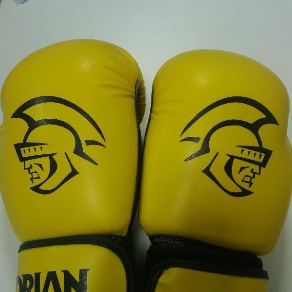 Luva de boxe pretorian primeiro treino 12oz