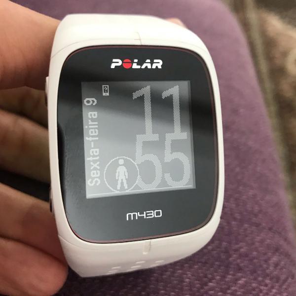 Monitor cardíaco polar m430