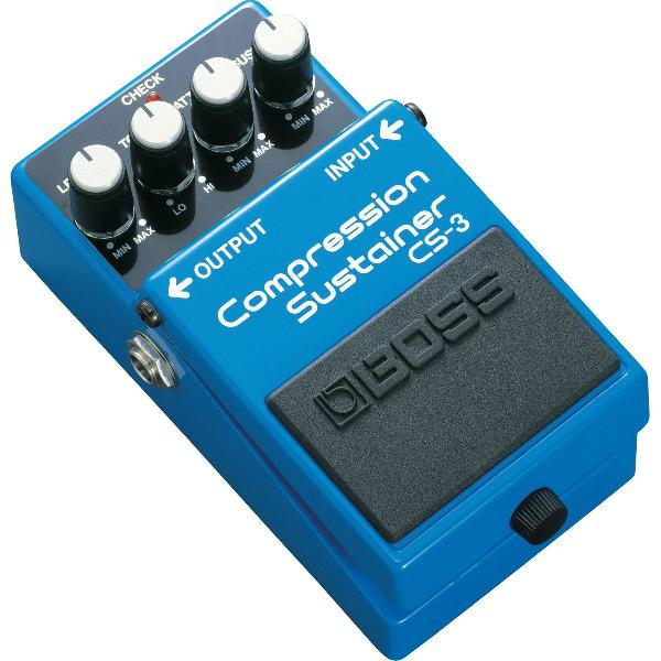 Pedal boss cs-3 compression sustainer