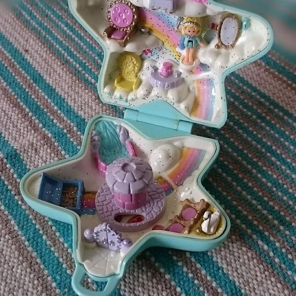 Polly pocket rara anos 90 fada