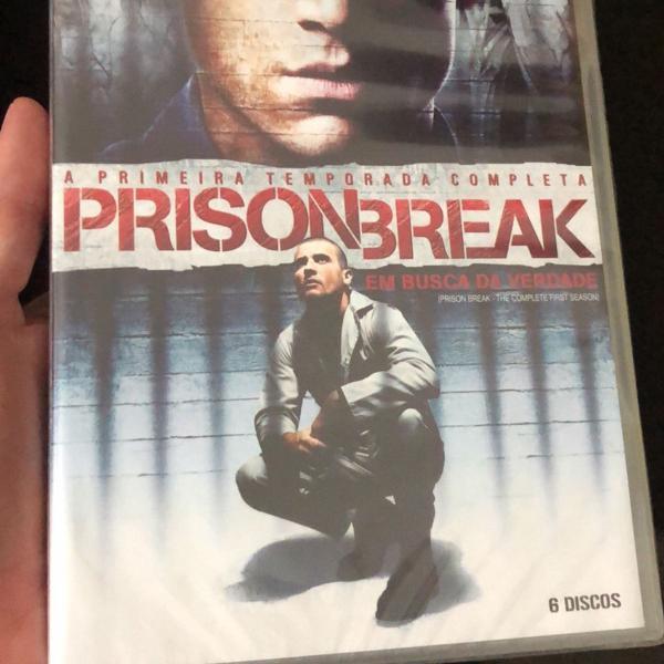 Primeira temporada completa de prison break