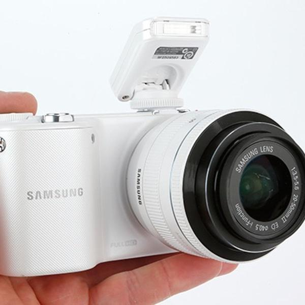 Smart câmera samsung nx 2000