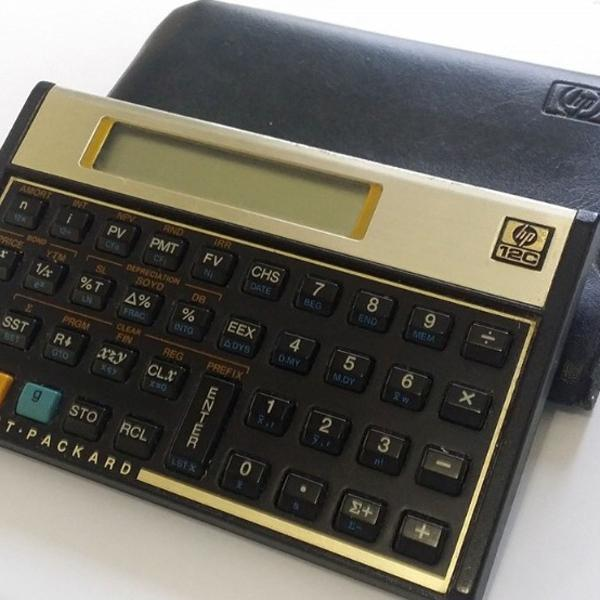 Vendo calculadora hp12c