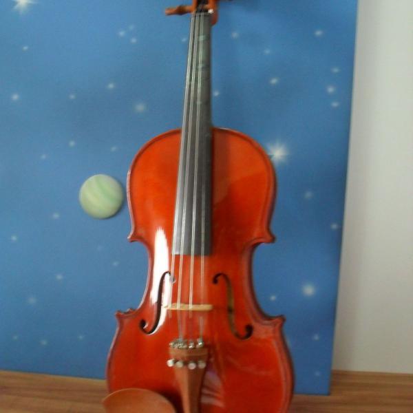 Vendo violino eagle 4/4 série ve-441 cor caramelo escuro