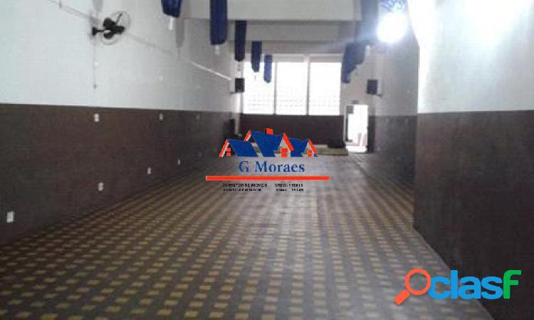 Salão / galpão / sala comercial para locação com 420 m² - campos elíseos