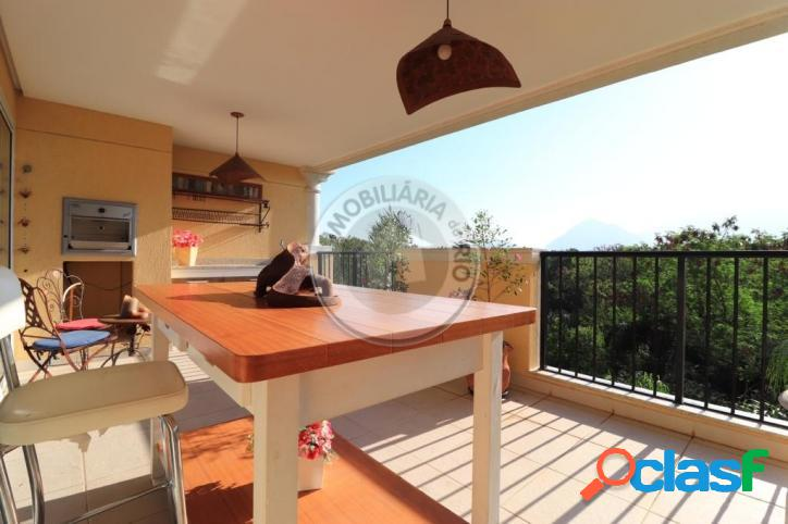 Apartamento, 4 suítes, 154m² Espacio Laguna - Riviera da Lagoa