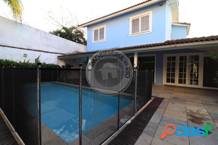 Casa, 4 quartos, 550m² Santa Mônica Residências - Barra da Tijuca