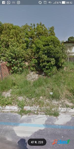 Vendo terreno / lote na cidade nova 5 em conjunto fechado - manaus amazonas am